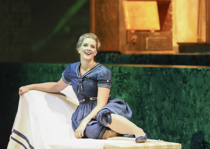 "Nerissa in ""Merchant of Venice"" Royal Opera House Covent Garden"